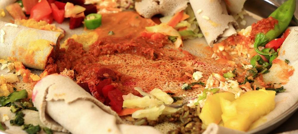 cena etiope