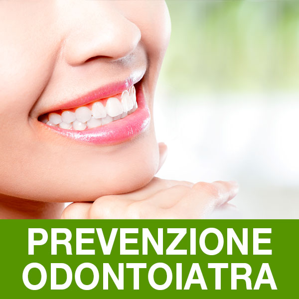 Prevenzione odontoiatra Sanità Senza Problemi