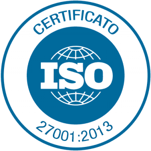 ISO 27001/2013 - Certificato del Sistema di Gestione per la Sicurezza delle Informazioni